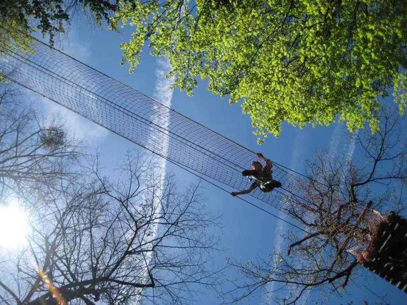 Parcours acrobatiques hautes pyrénées
